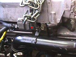 Engine on 300zx Engine Harness Install